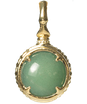 若緑 -WAKABA-   Aventurine Power stone Pendant Necklace