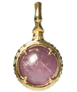 紅藤 -BENIFUJI-   Lavender Amethyst Power stone Pendant Necklace