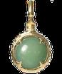 若緑 -WAKABA-  アベンチュリンのパワーストーン ペンダント・ネックレス