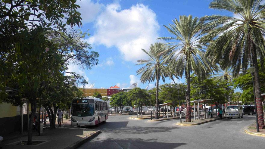 Busstation Otrobanda