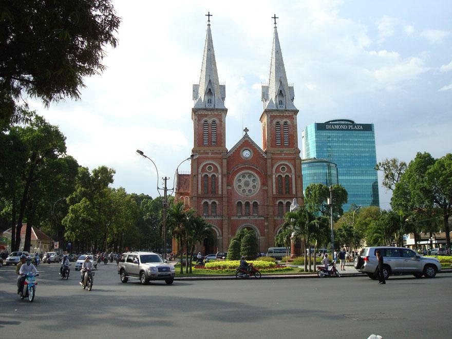Notre Dame Basilika Saigon