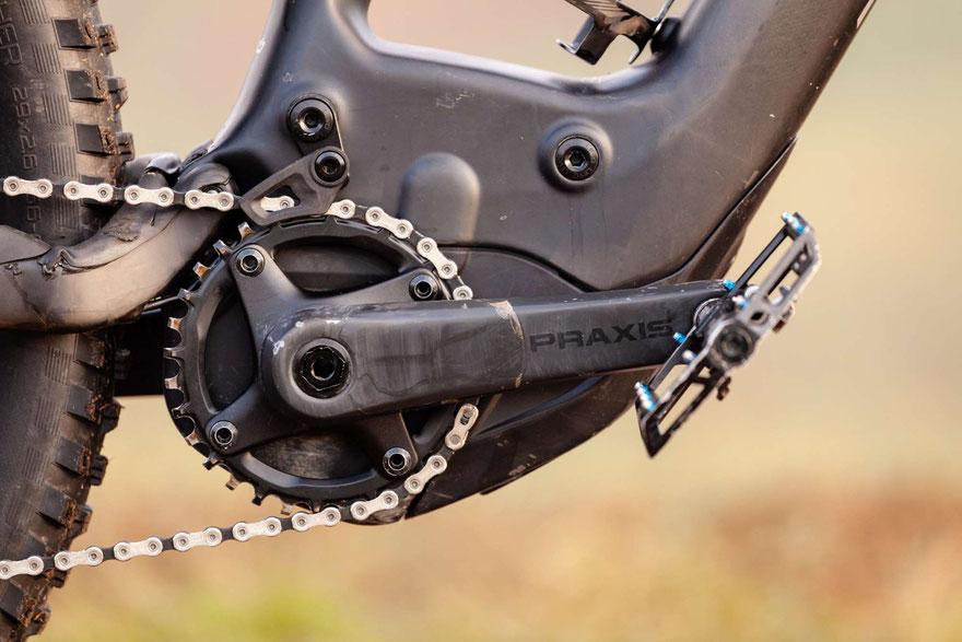 Brose e-Bike Motor von innen