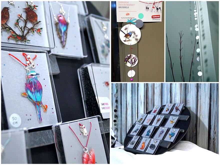 Eindrücke von meinem neuen Arbeiten ... | impressions of my new works ...