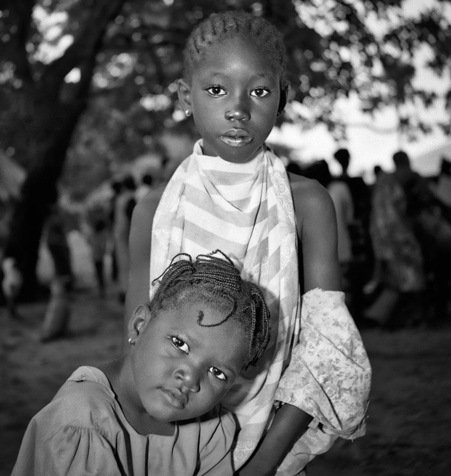 Diola Region, South Senegal