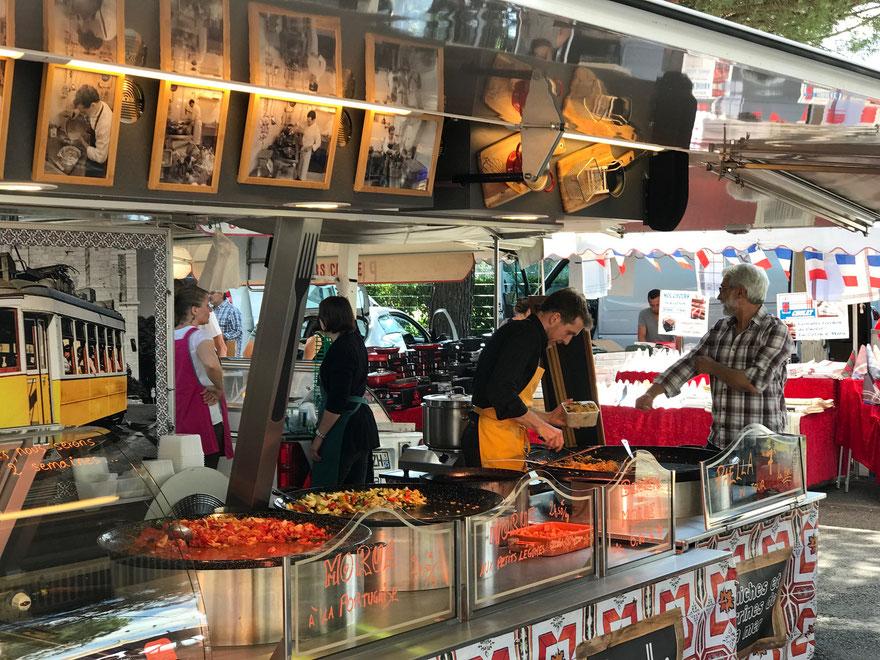 Leognan Saturday Markets