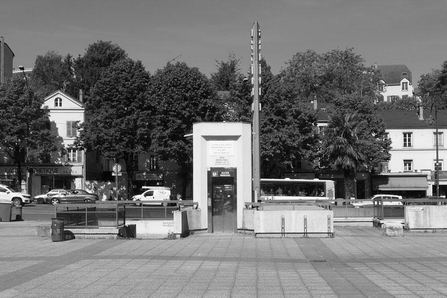 Place Robert Schuman - Juin 2018