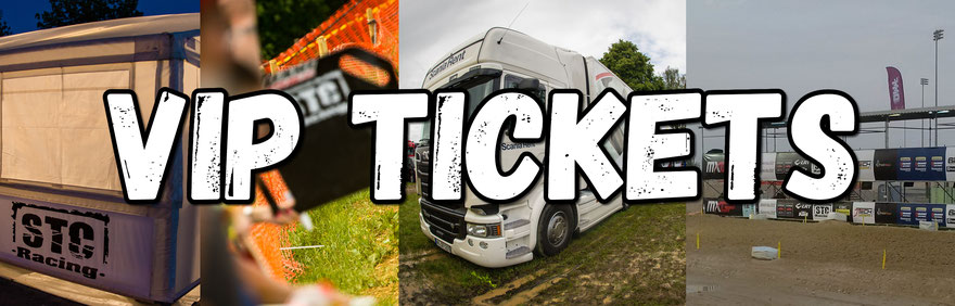 VIP Tickets für Motocross Rennen
