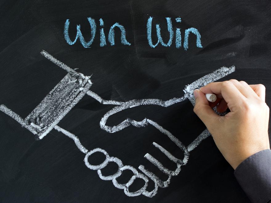 strategia win win per vincere insieme