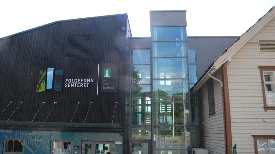 Touristeninformation und Schiffbaumuseum