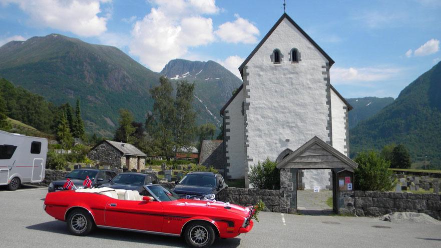 Kvinnherad Kirche