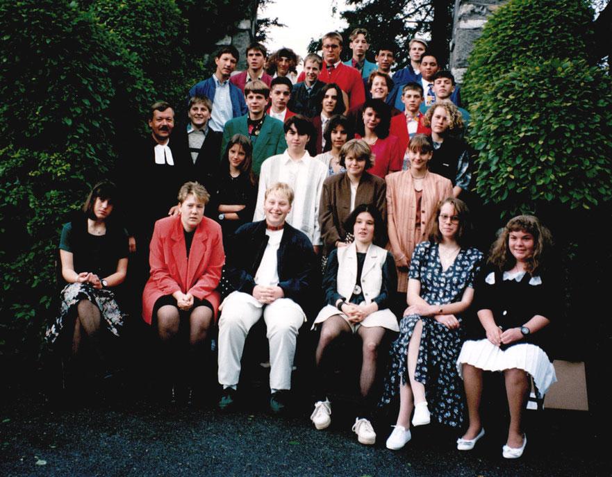 Konfirmation 1994