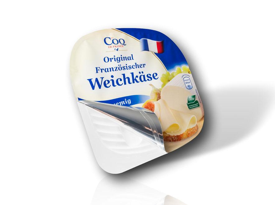 Deckelfolie Flexible Verpackung - Deckelfolien von RATTPACK.eu AT / DE - optimal abgestimmt auf Ihr Produkt & Ihre Abpackmaschinen. Von Mono bis mehrlagig: Barriere & Verbundfolien für die Lebensmittelindustrie