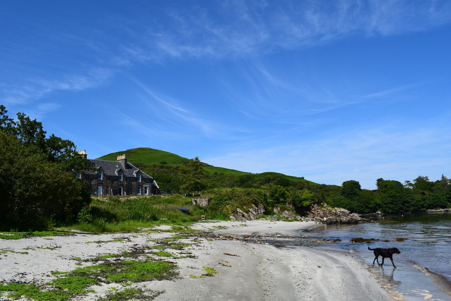The Dower House, Isle of Islay, Scotland