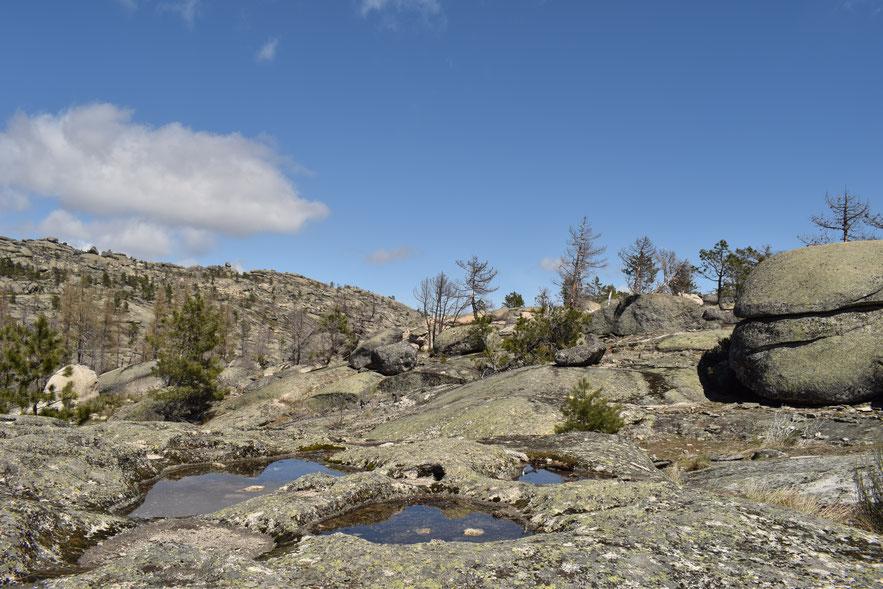 Pedra do Urso, Serra de Estrela