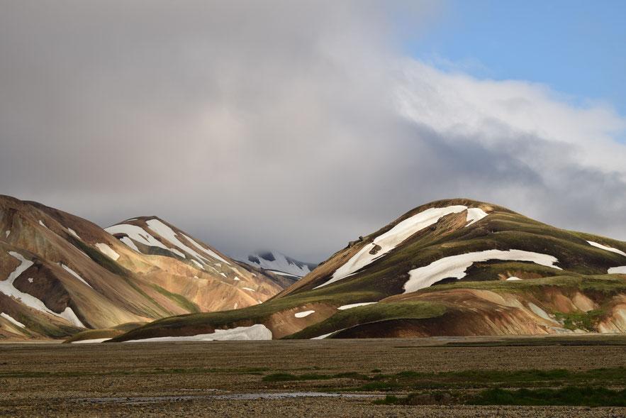 Short hike Landmannalaugar