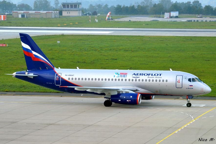 SSJ100-95 (RA-89047)
