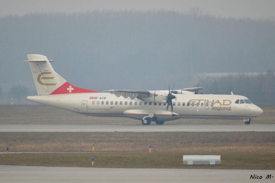 ATR72-500 (HB-ACB)