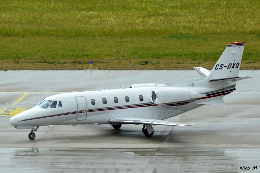 Cessna 560 XLS (CS-DXQ)
