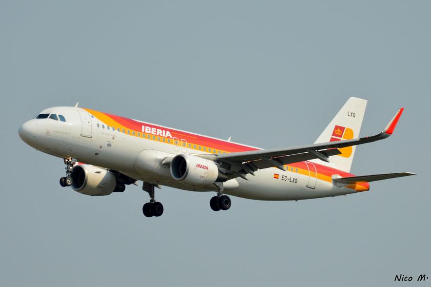 A320-200 (EC-LXQ)