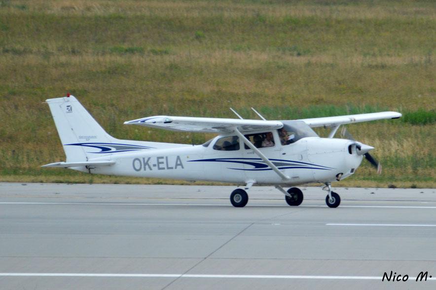 Cessna 172S (OK-ELA)
