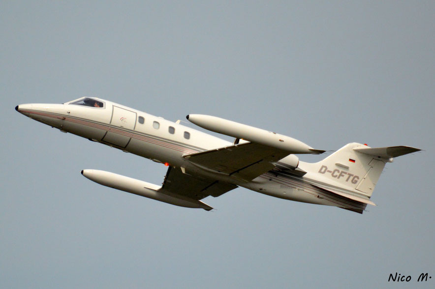 Learjet 35A (D-CFTG)