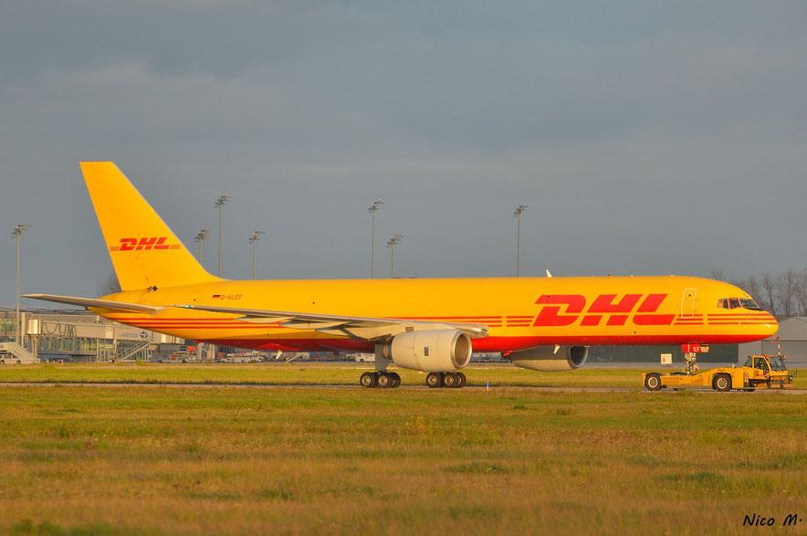 B757-200F (D-ALEF)