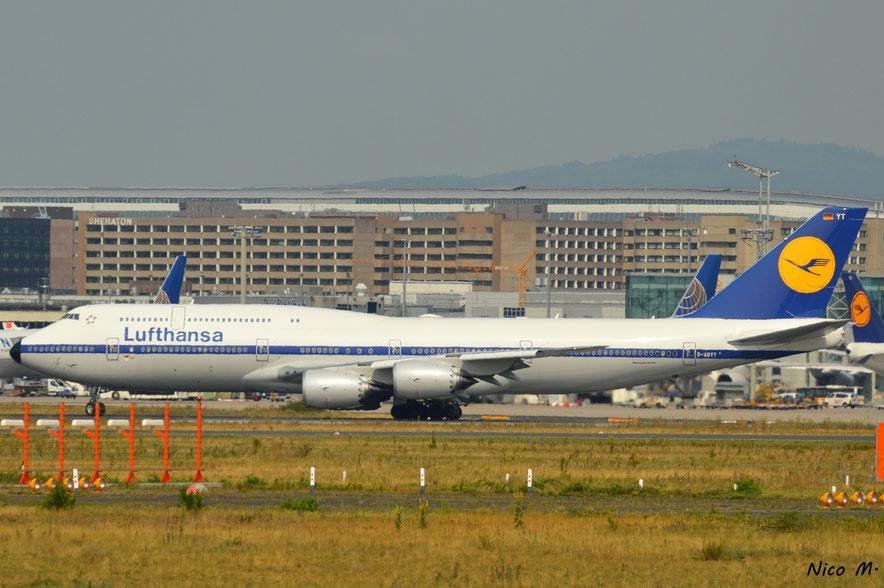 B747-8 (D-ABYT)