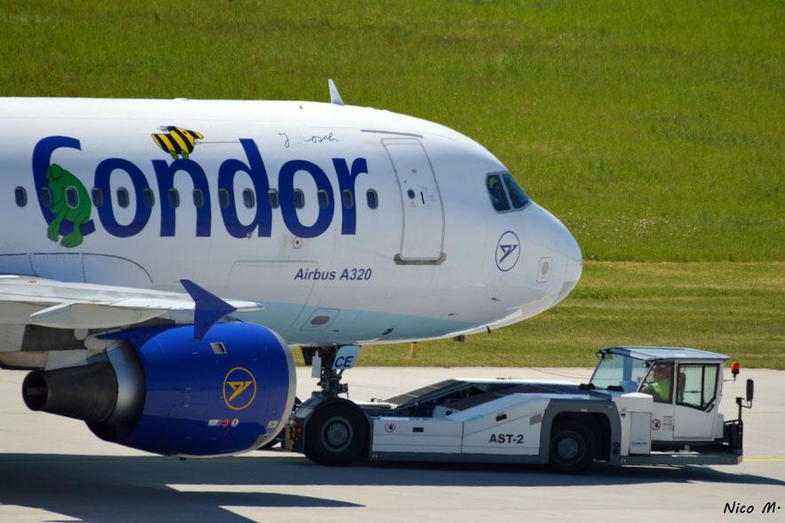 A320-200 (D-AICE)
