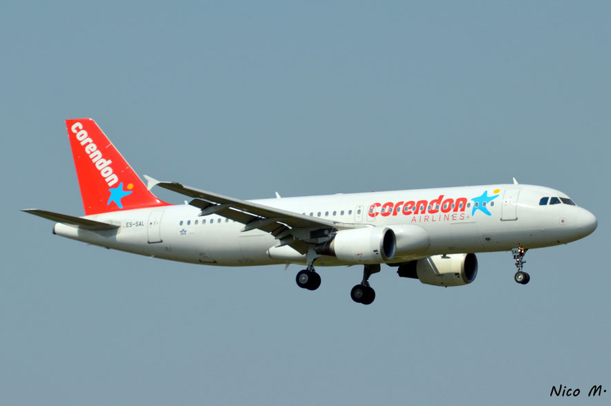A320-200 (ES-SAL)