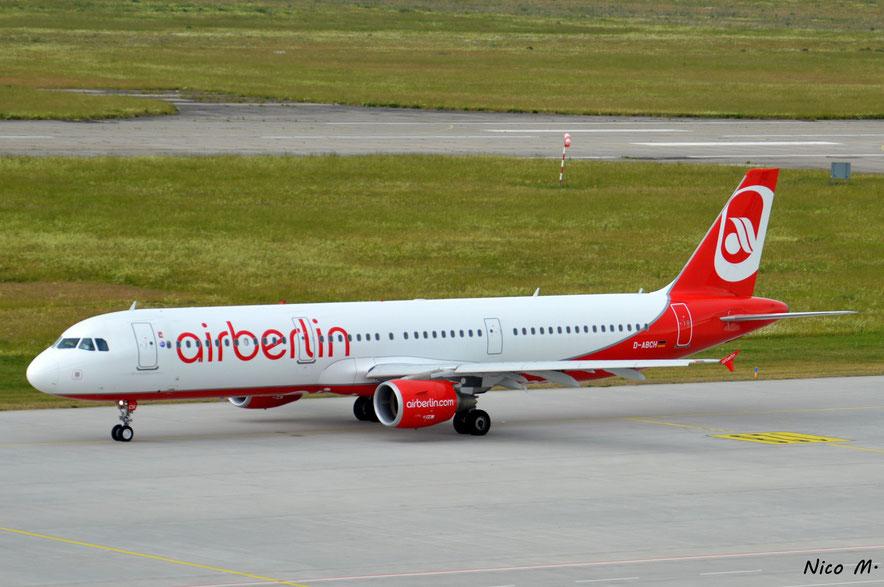 A321-200 (D-ABCH)