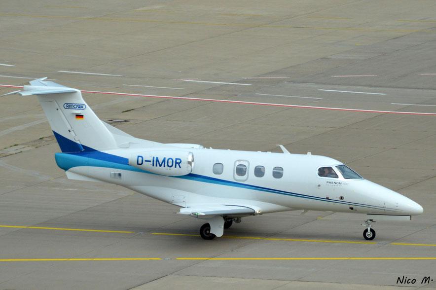 EMB-500 Phenom 100 (D-IMOR)