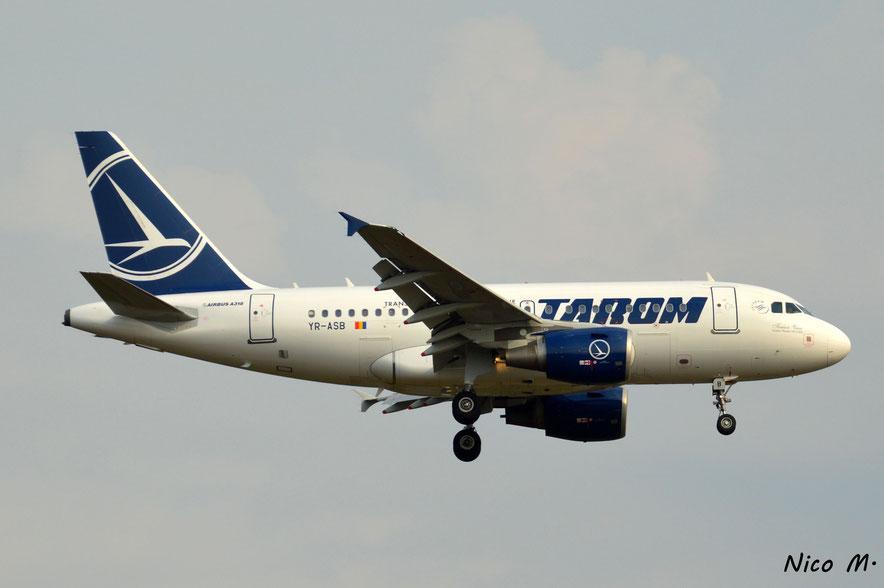 A318-100 (YR-ASB)