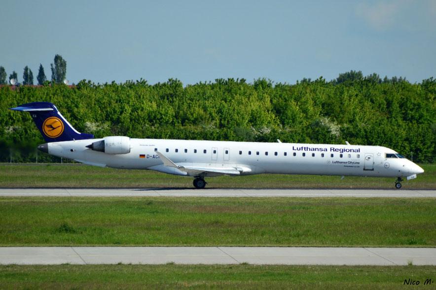 CRJ900 (D-ACKA)