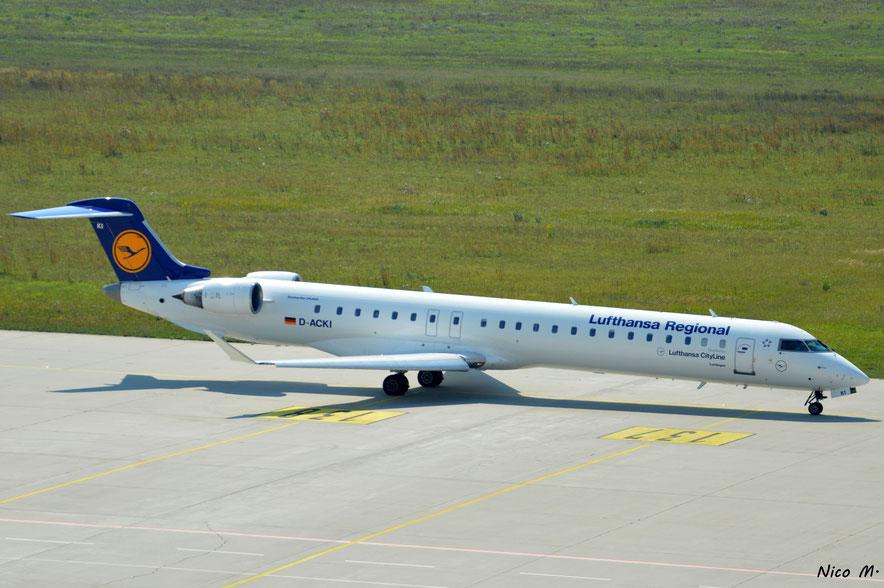 CRJ900 (D-ACKI)