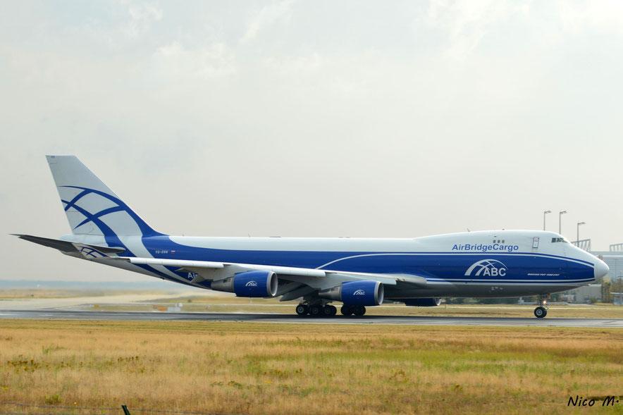 B747-400F (VQ-BWW)