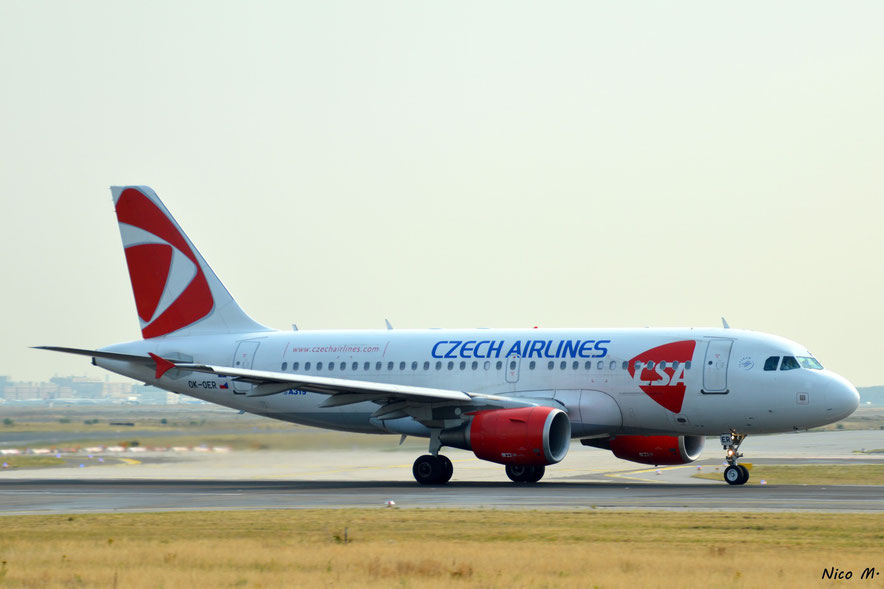 A319-100 (OK-OER)