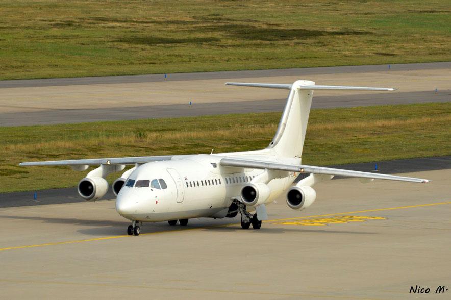 BAe 146-300 (D-AWBA)