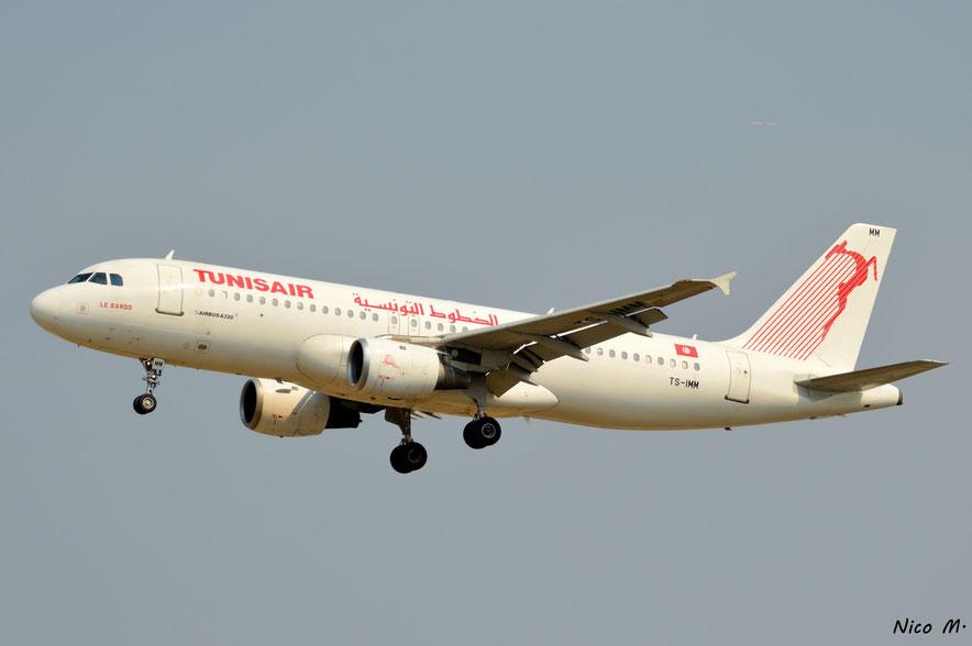 A320-200 (TS-IMM)