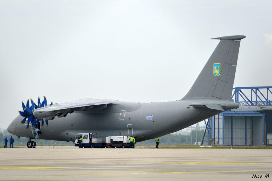 An-70 (UR-EXA)
