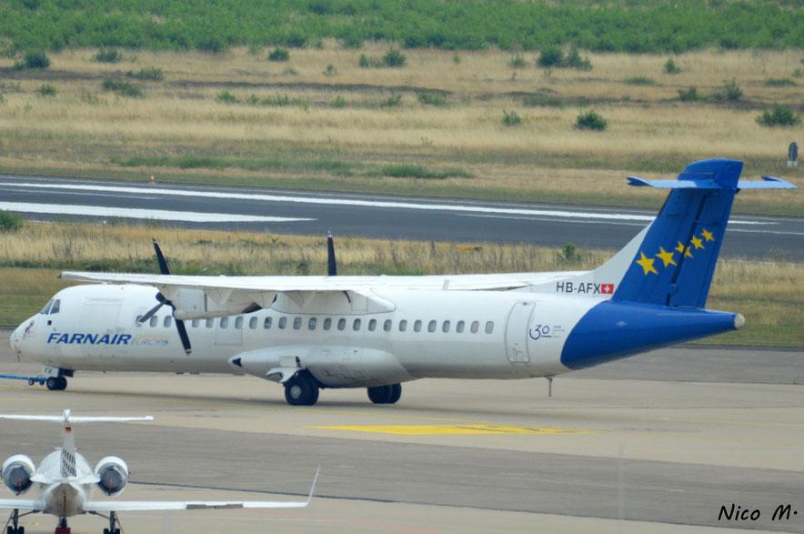 ATR72-200F (HB-AFX)