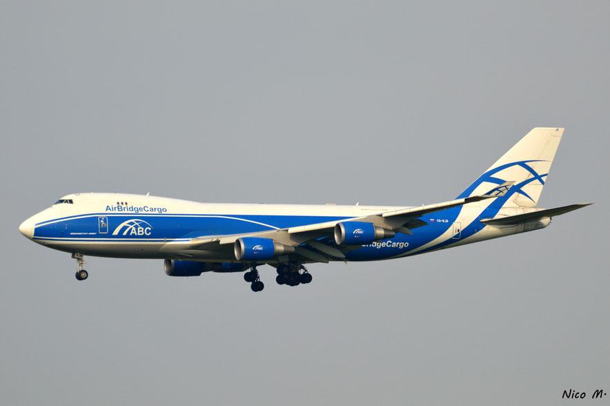 B747-400F (VP-BJB)