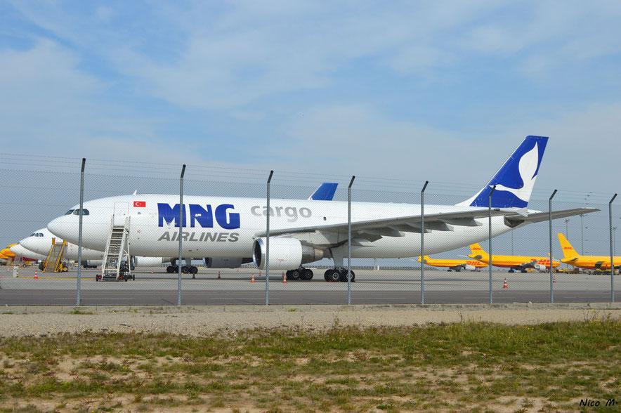 A300-600F (TC-MCC)