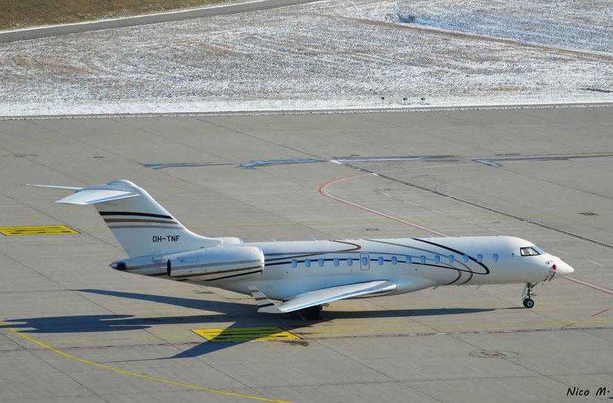 Global 7000 (OH-TNF) der Airfix Aviation