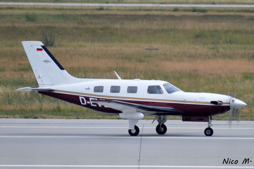PA-46 (D-EVER)