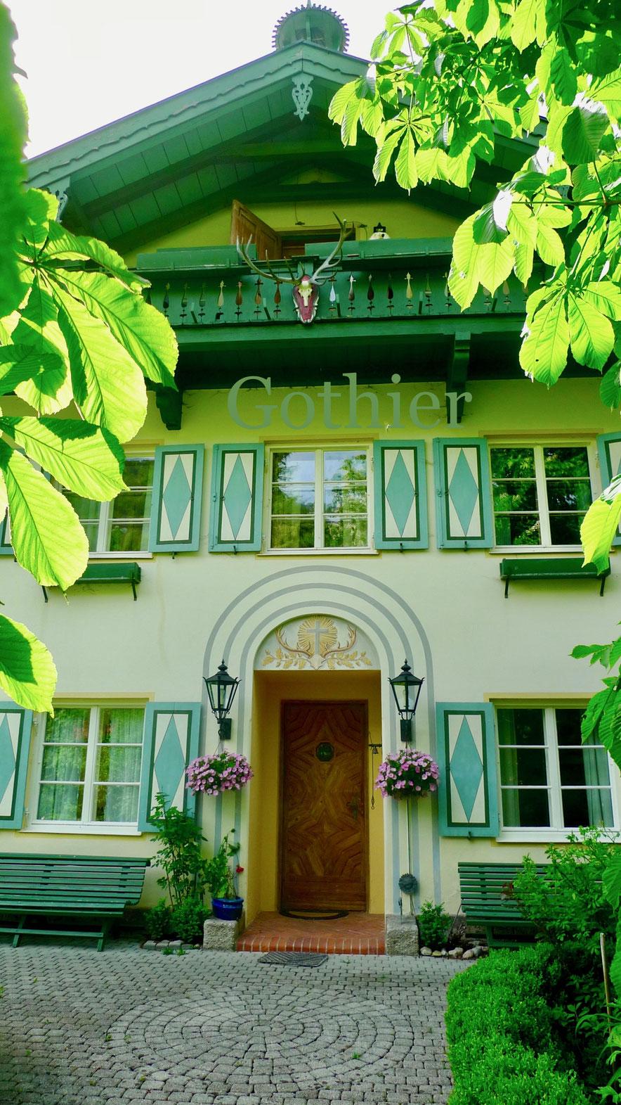 Jagdschloss Jagdhaus Herrenhaus in Oberbayern kaufen