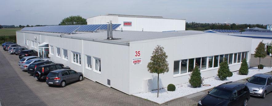 Sitz der Emiter GmbH in Kamen