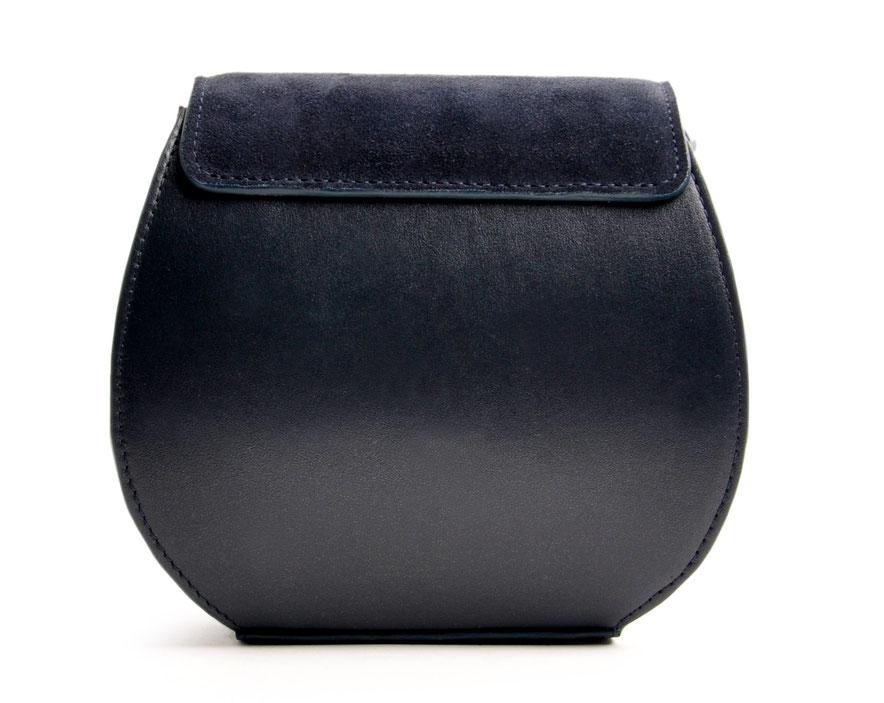 OWA Tracht Tasche blau Leder Online-Shop