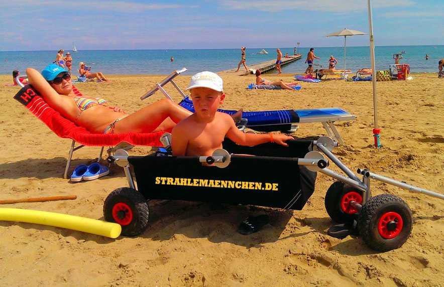 Strandurlaub mit ulfBo