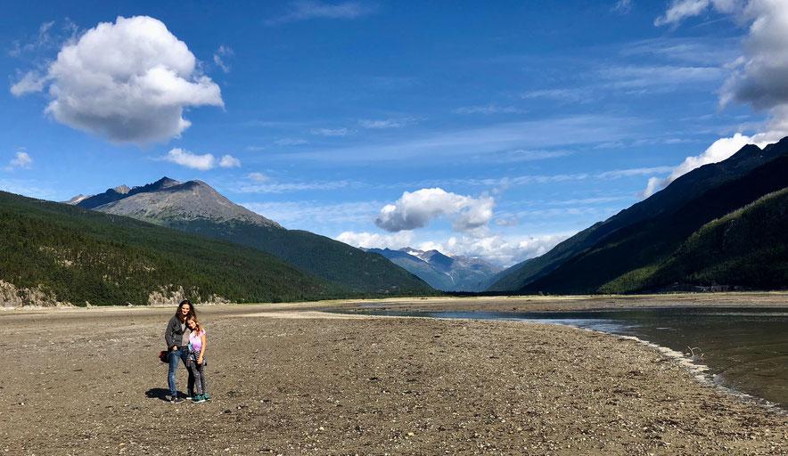 Klondike Gold Rush National Historical Park, Taiya Inlet