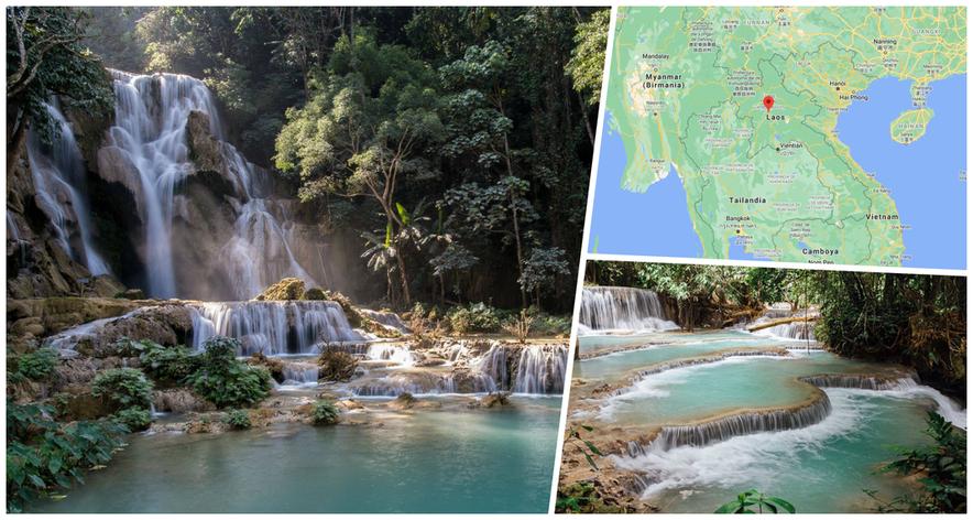 cataratas sudeste asiatico